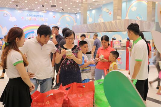 Ngày Hội Gạo Lúa tại Aeon Mall Bình Tân