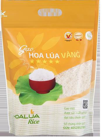 Gạo hoa lúa vàng 5kg