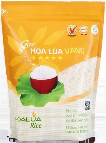 Gạo hoa lúa vàng 2kg